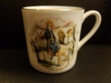 Pueto rico Porcelain Demitasse Cup A Belen 135