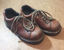 Dr. Doc Martens Oxford Shoes, M Sz 5, L Sz 6, Brown 10940, Good Condition