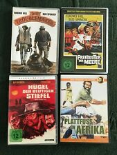 Bud Spencer - Terence Hill - 4 Stk. DVD Paket
