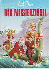 Alef-Thau PLANET DER MEI Band 5 Jodorowsky Arno ComicArt Carlsen Softcover Z 0-1