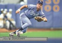 2014 Stadium Club Baseball #188 George Brett Kansas City Royals