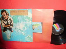 JIMMY BUFFETT Somewhere over China LP AUSTRALIA 1981 MINT- Inner
