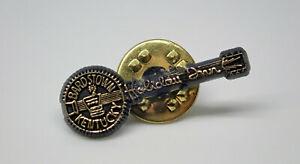 Bardstown Kentucky Holiday Inn Banjo Vintage Lapel Pin