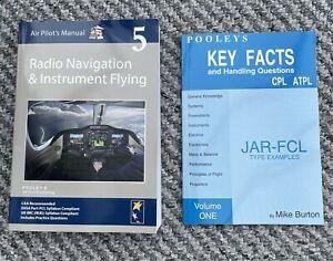 Pooleys Air Pilots Manual 5 Radio Navigation,Instrument Flying. Latest edition