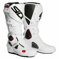 SALE Sidi Crossfire 2 SRS Boots - White White UK 10.5 EU 45