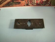 American Flyer Metal Illumination Caboose Frame Pa-8987 For Parts,Restoration,
