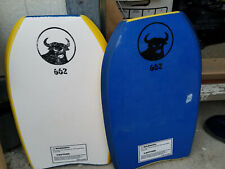 Pair Of 662 Splash Body Boards/Boogie Boards Lot (20X13) Sixsixtwo The Bull