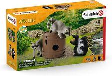 Schleich Nutty Mischief Wild Life