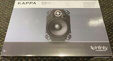"Infinity Kappa 64CFX 180W 4"" x 6"" 2-Way Coaxial Plate Car Speakers 4 x 6 Inch"