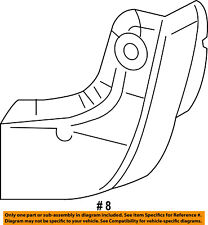 68079072AB CH1241274 Fender New Front Right Hand Passenger Side RH for 200 11-14