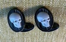Superb Pair of Paul Smith Skull Cufflinks