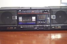 Vintage Rare Boombox Jvc Pc-25 3-Band Equalizer Stereo Speakers See Description