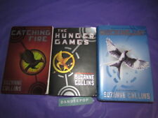 3 Suzanne Collins Books The Hunger Games Catching Fire And Mockingjay