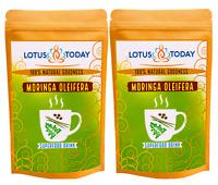 Herbal Tea Organic Moringa Leaf Tea |100 Tea Bags | *Premium Grade Moringa Tea
