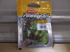 "Berkley Powerbait 2"" Power Grub Christmas Lights PBHPG2-CSL NIP"