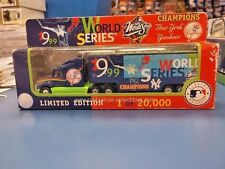White Rose MLB 1999 NY Yankees World Series Ford Aeromax in Blue