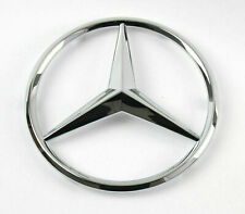 FOR silver Mercedes-Benz star grill grille emblem A2078170016 186mm