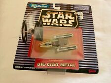 Micro Machines Star Wars  Die Cast Metal Y - Wing  Starfighter  by galoob