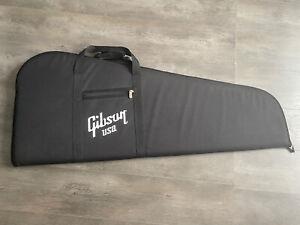 GIBSON GUITAR CASE, GIBSON GIG BAG, EX DISPLAY, FOR GIBSON LES PAUL, SG ETC