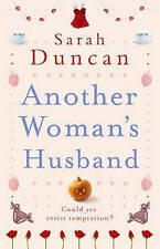 Another Woman's Husband, New, Duncan, Sarah Book
