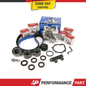 Timing Belt Kit Tensioner Water Pump for 90-97 Subaru 1.8L 2.2L SOHC EJ18 EJ22