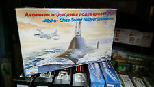 1/400 Alfa-class Soviet nuclear submarine of project 705 model kit