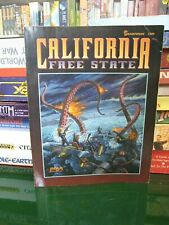 Shadowrun RPG California Free State 7209 FASA