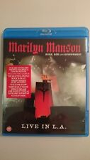 MARILYN MANSON GUNS GOD AND GOVERNMENT LIVE IN L.A. BLURAY