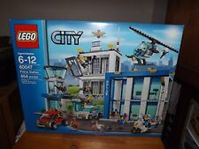 LEGO, CITY, POLICE STATION, KIT #60047, 854 PIECES, NEW IN BOX, 2014