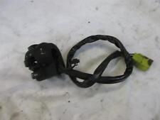 Suzuki Tu 250 x Bj.99 Left Handlebar Switch Steering Armature Handlebar Switch