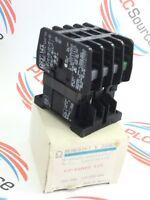 BENEDIKT & JAGER K2-16A10 110 AC CONTACTOR 110V 50Hz  110-120V  60Hz