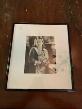 Fried Green Tomatoes Kathy Bates Autographed Photograph Framed