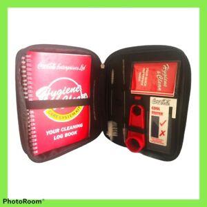 Coca Cola Collectable Real Perfection Coke Machine Cleanig Kit Memorabilia NEW