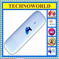Unlocked Telstra Huawei E353t 3g USB Mobile Broadband/modem Next G Antenna Slot
