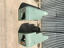 land rover series 2 front wings barn find