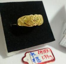 My PreLoved 18k Saudi Gold Ring
