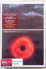 Kings Of Leon - Live At The O2 London, England DVD (Region 1 NTSC)