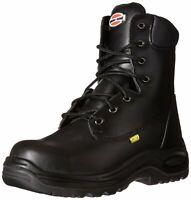Iron Age Men's IA6880 Reliable Industrial & Construction Shoe, Black, 8.5 Medium