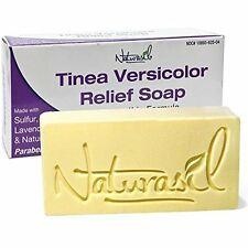 Best Soap for Tinea Versicolor Homoeopathic Sulfur Lavender Fungal Infection 4oz