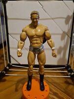 Mr. Kennedy 2005 WWE Elite Jakks Pacific Wrestling Figure silver trunks