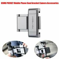 NEW PGYTECH Portable Phone Holder Bracket Mount Stand for DJI OSMO Pocket Camera
