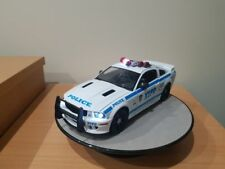 1 18 NYPD Saleen with LED lights