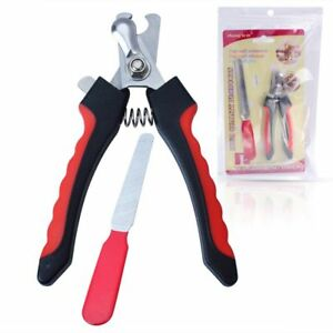 Dog Nail Clippers And Trimmer - Professional Large Dog Nail Clippers