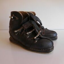 Paire de chaussures ski CASSEROUSSE FIT LE TRAPPEUR made in France N3451