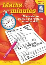 RIC Publications ~ MATHS MINUTES ~ Book C Age 7-8 Years