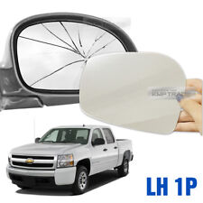 Replacement Side Mirror LH 1P + Adhesive for CHEVROLET 1999-07 Silverado