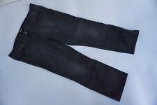 GERRY WEBER Slim Style Damen Jeans Hose super stretch Gr.46 dunkelgrau TOP ad6