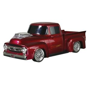 QFX BT-1956RED Ford On the Go Light and Sound Bluetooth Speaker (Red)