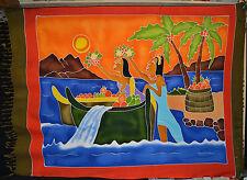 Sarong pañuelo playa pañuelo utilízalo tapicería Boot blando África grande! 115x160 ew428