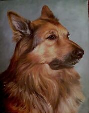 COMMISSION PET  and HUMANS  PORTRAIT.CUSTOM  OIL on CANVAS PAINTING FROM PHOTO
